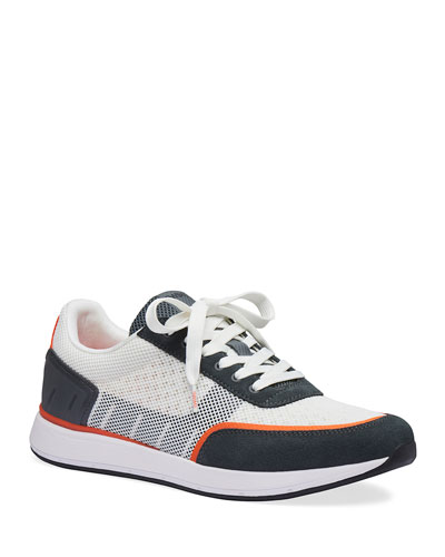 Men's Breeze Wave Knit Sneakers