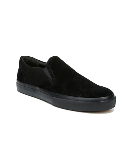 Vince Men's Floyd Suede Slip-On Sneakers