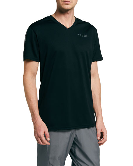 Puma Men's First Mile Solid T-Shirt