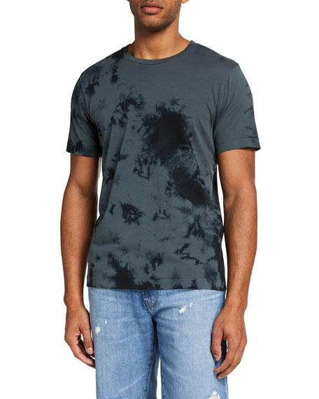 J Brand Men's Hexator Tie-Dye T-Shirt