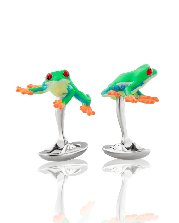Frogs Cufflinks