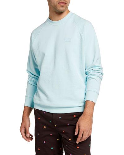 Men's Organic Cotton Crewneck Sweatshirt