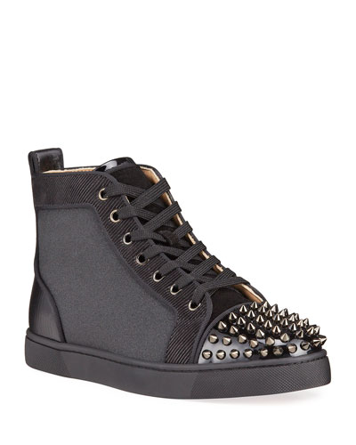 Men's Lou Spikes Orlato High-Top Sneakers