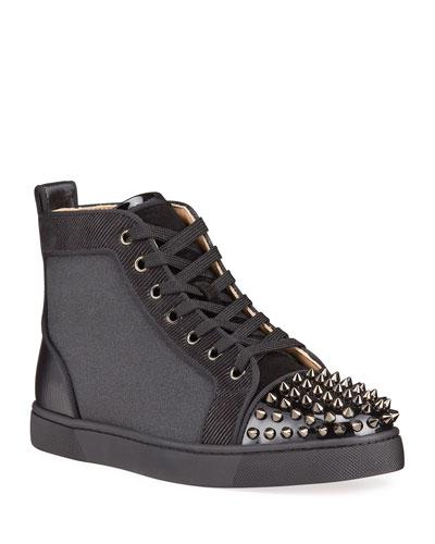 Men's Lou Spikes Orlato High-Top Sneakers