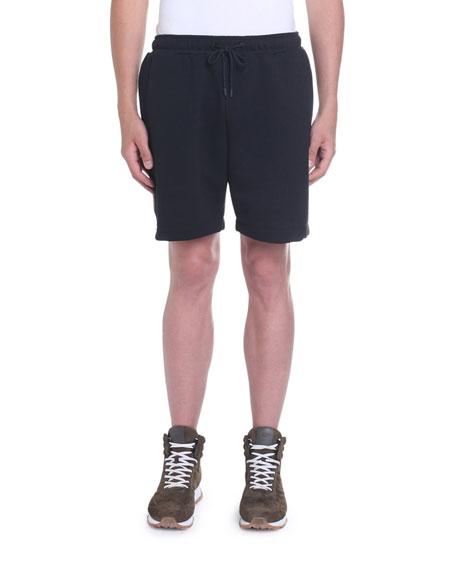 Fendi Men's FF-Detail Sweat Shorts