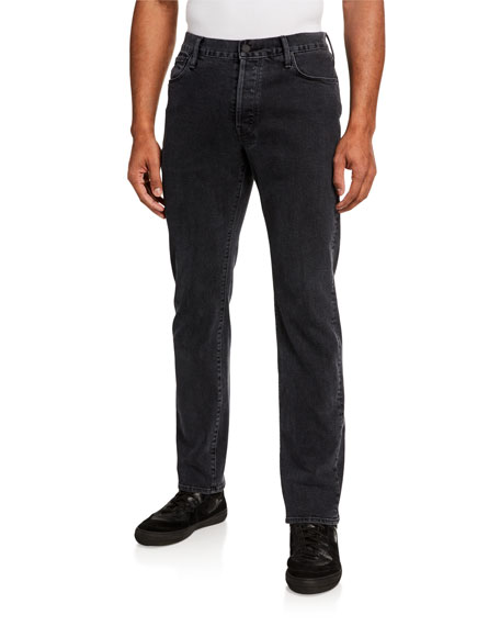 MOTHER Men's The Neat Straight-Leg Jeans