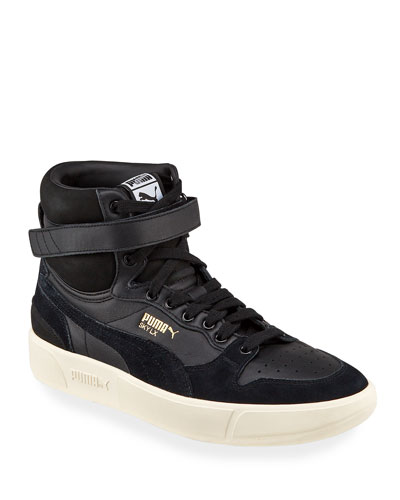 Men's Sky LX Mid Lux High-Top Sneakers