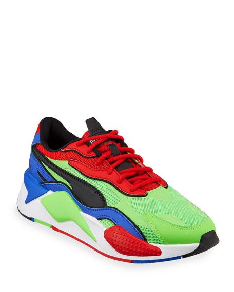 Puma Men's RS-X Tailored Runner Sneakers