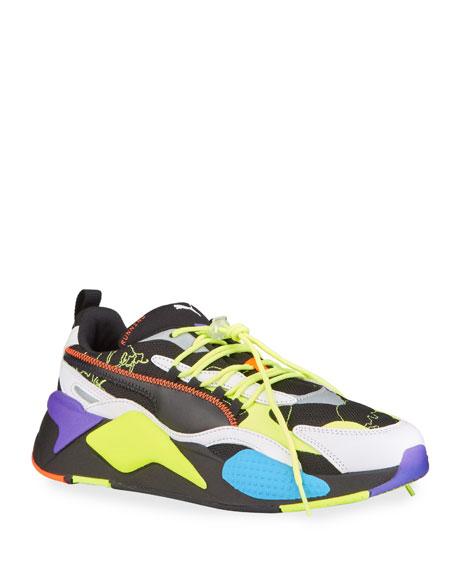 Puma Men's RS-X Day Zero Colorblock Sneakers
