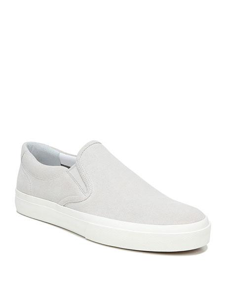 Vince Men's Floyd Slip-On Leather Sneakers
