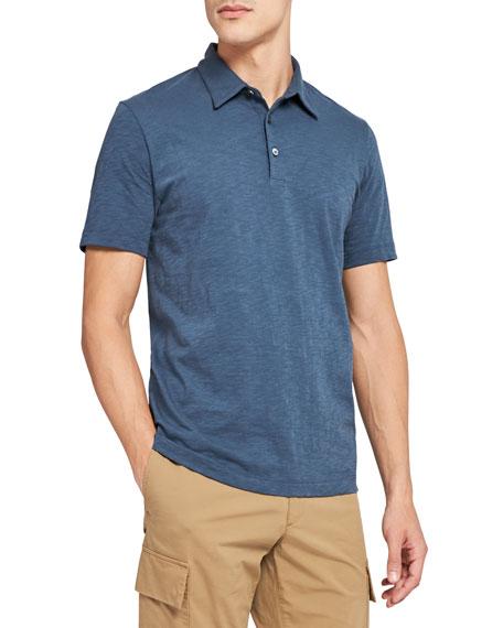 Theory Men's Bron C Cosmos Polo Shirt