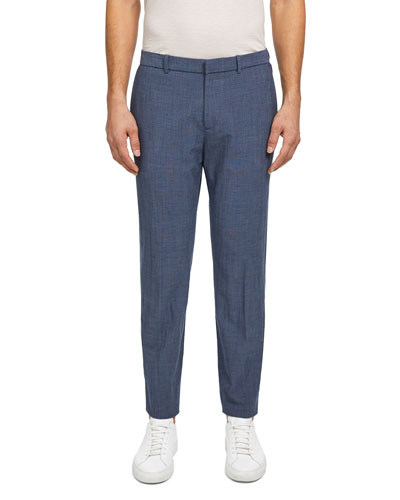 Men's Curtis Delor Straight-Leg Pants