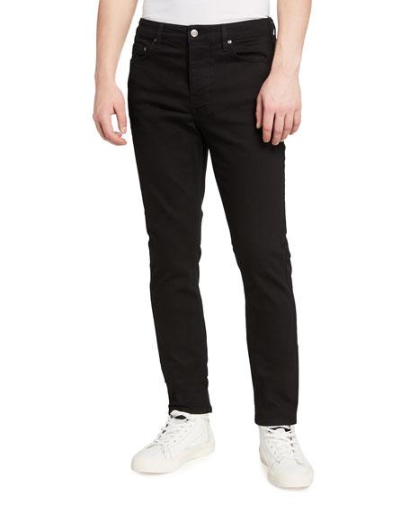 Ksubi Men's Chitch Laid Black Zinc Jeans