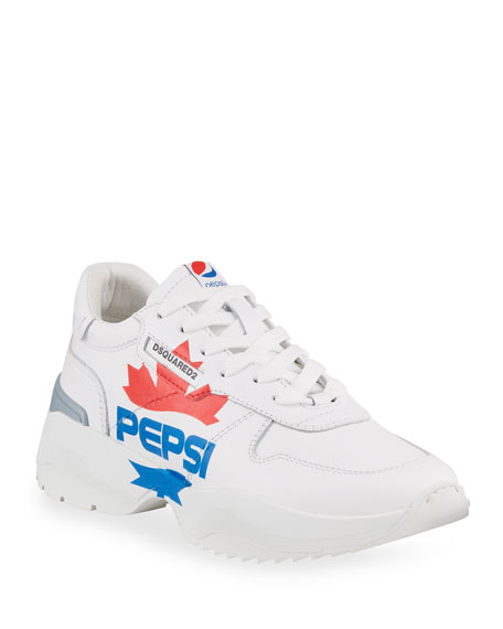 Dsquared2 Men's x Pepsi Sneakers