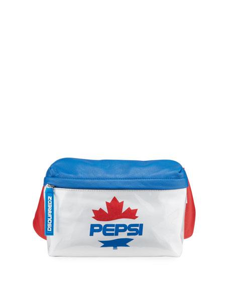 Dsquared2 Men's x Pepsi Maple Leaf Belt Bag