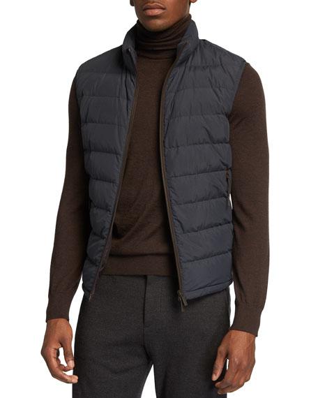 Ermenegildo Zegna Men's Stratos Puffer Vest