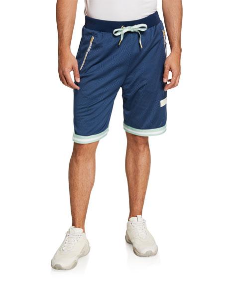 Puma Men's Spin Move Zip-Pocket Athletic Shorts