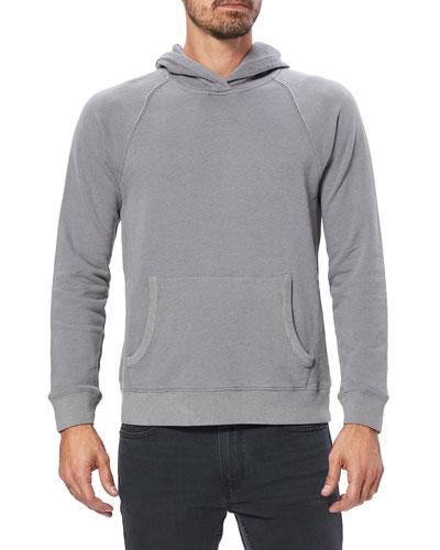 Men's Royce Raglan Hoodie Sweatshirt