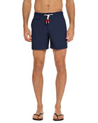 Orlebar Brown Men's Bulldog Standard Mid-Length Drawstring Swim
