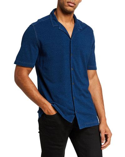 Men's Jackson Camp Collar Shirt
