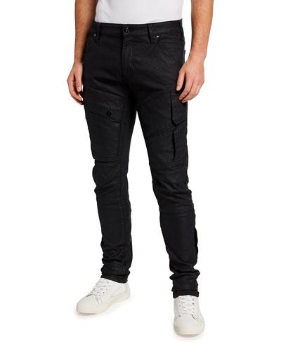 Men's Airblaze Cargo Skinny Jeans