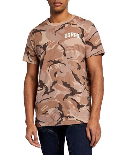 Men's GS Raw Camo T-Shirt