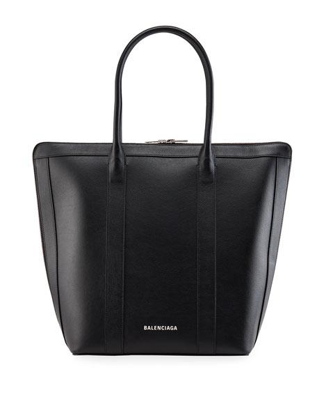 Balenciaga Men's Ice Calfskin Tote Bag