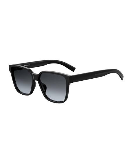 Dior Men's Flag3 Square Gradient Acetate Sunglasses