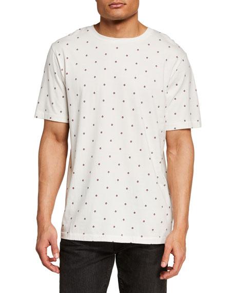 Scotch & Soda Men's Cherry Print T-Shirt