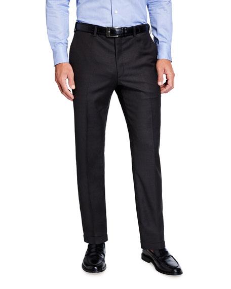 Brioni Men's Tigullio Wool Trousers