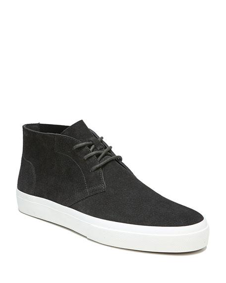 Vince Men's Faldo Sport Suede Chukka Sneakers