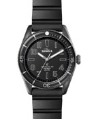 Shinola Men's 42mm The Duck Water-Resistant Watch w/