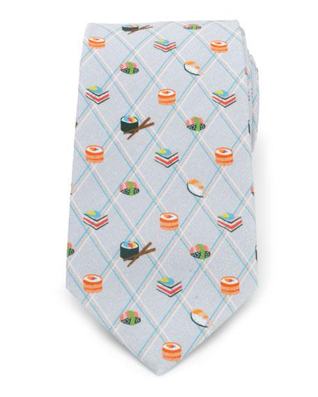 Cufflinks Inc. Men's Sushi-Print Tie