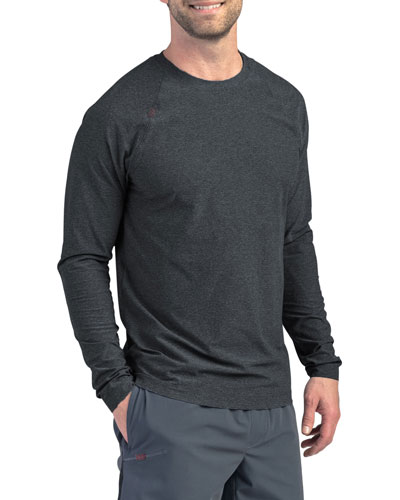 Men's Reign Long-Sleeve Active T-Shirt
