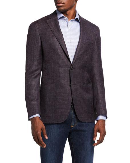Canali Men's 130s Wool Blazer