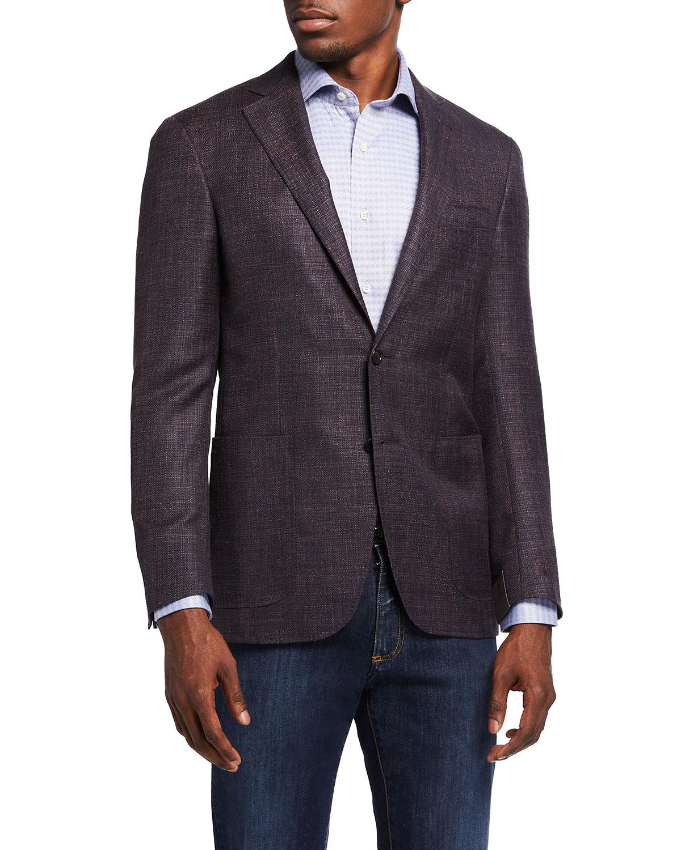 Men's 130s Wool Blazer