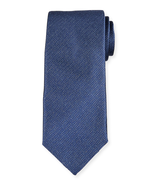 Men's Steep Twill Silk Tie