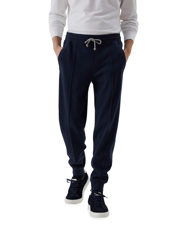 Men's Drawstring Banded Sweatpants