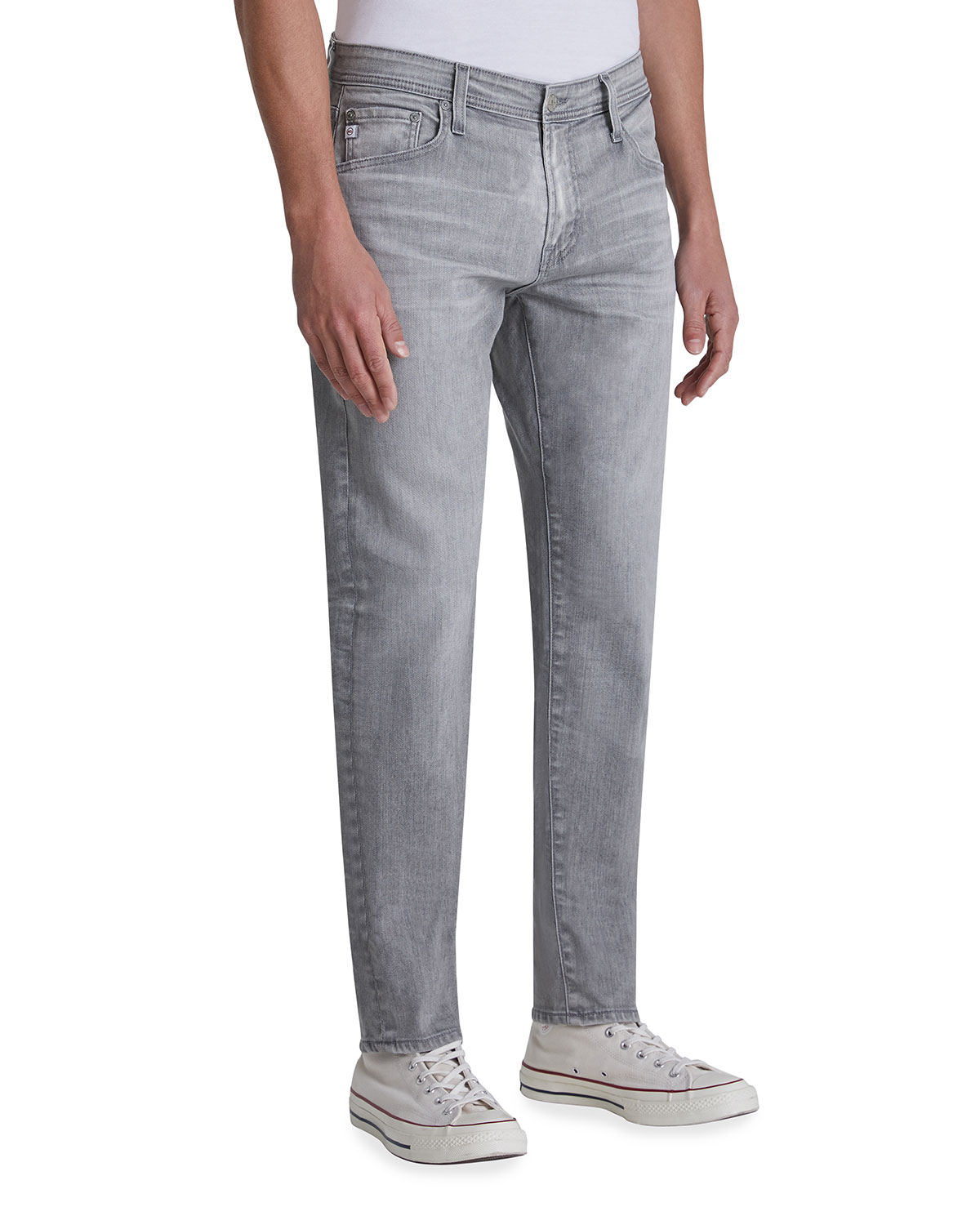 Men's Graduate Whiskered Tapered Jeans