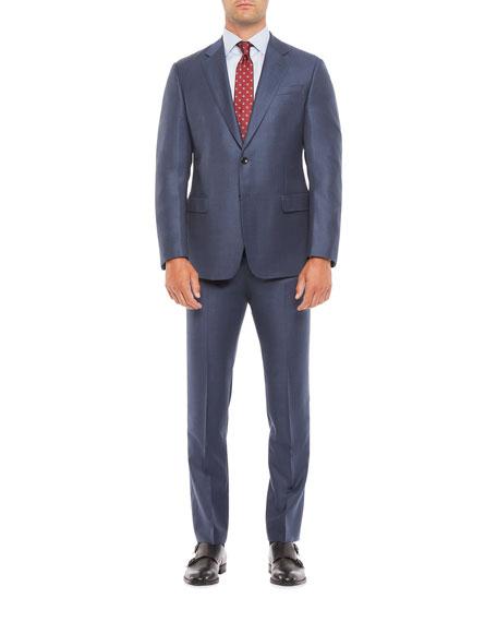 Giorgio Armani Men's Super 150s Wool Two-Piece Suit