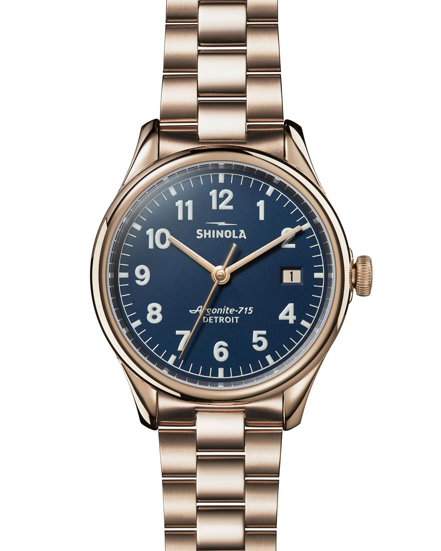 38mm Vinton Bracelet Watch