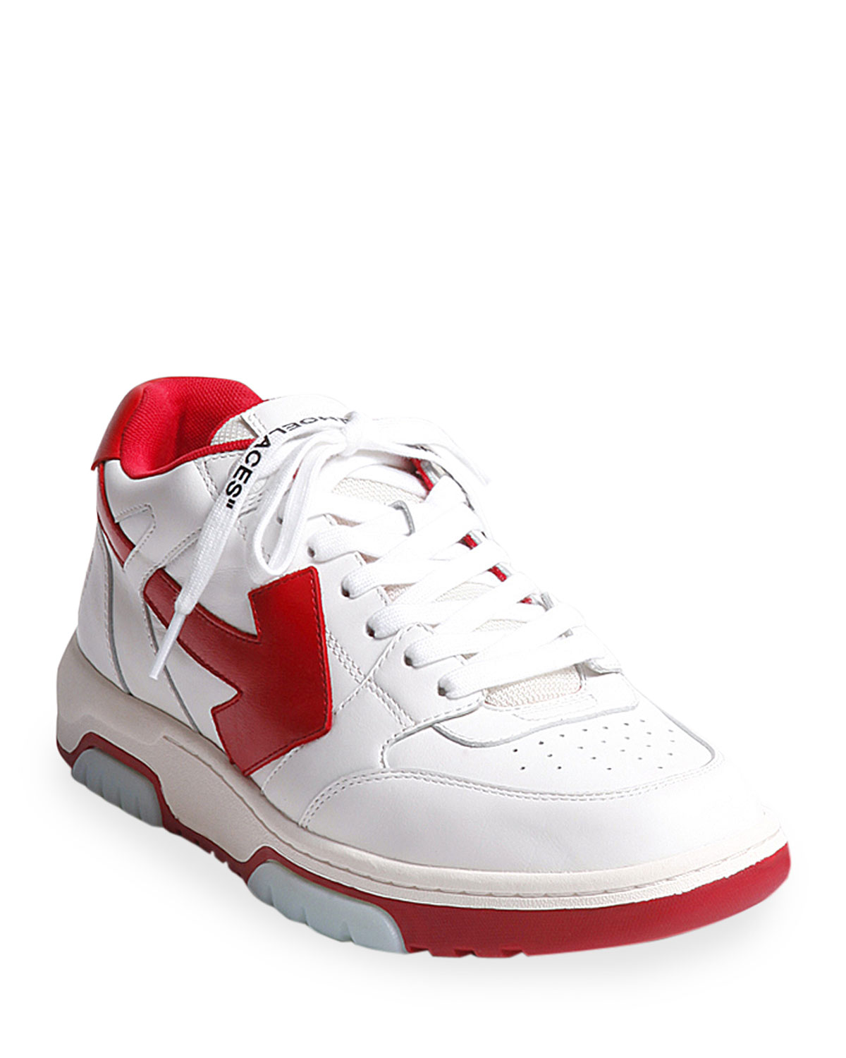 Off-White MEN'S VINTAGE CLASSIC LOW-TOP SNEAKERS