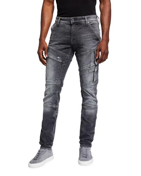 G-Star Men's Airblaze 3D Skinny Jeans