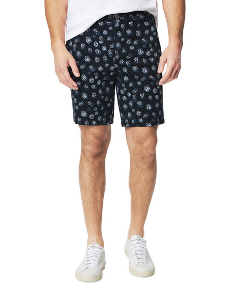 Joe's Jeans Men's Brixton Abstract Circles Shorts