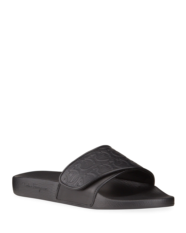Men's Groove 8 Gancini Pool Slide Sandals