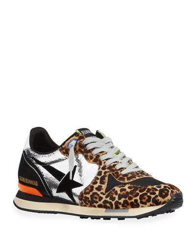 Leopard Print Sneaker | Neiman Marcus