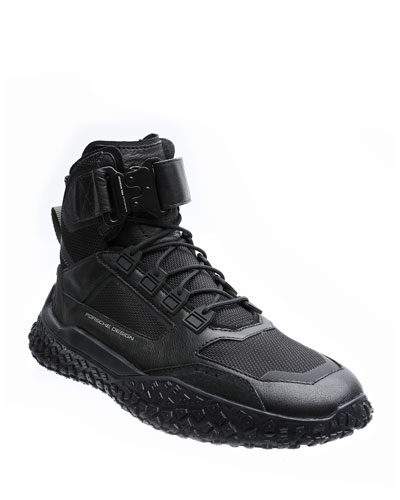 Men's x Porsche Design High OCTIN Motorsport Sneakers