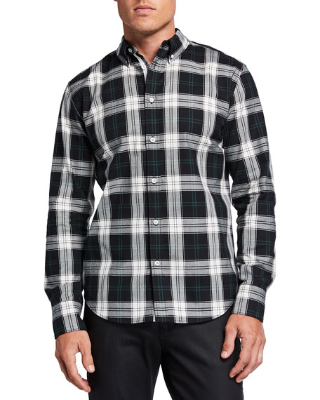 Rag & Bone Men's Fit-2 Tomlin Plaid Sport Shirt