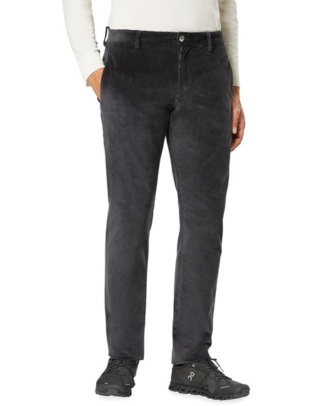Sease Men's Corduroy Chino Trousers