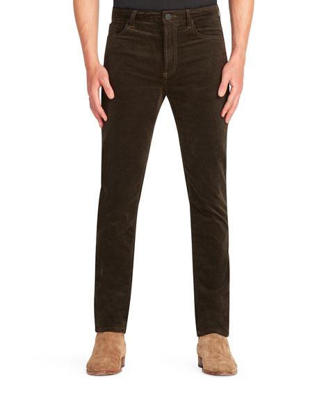 monfrere Men's Brando Slim 5-Pocket Jeans